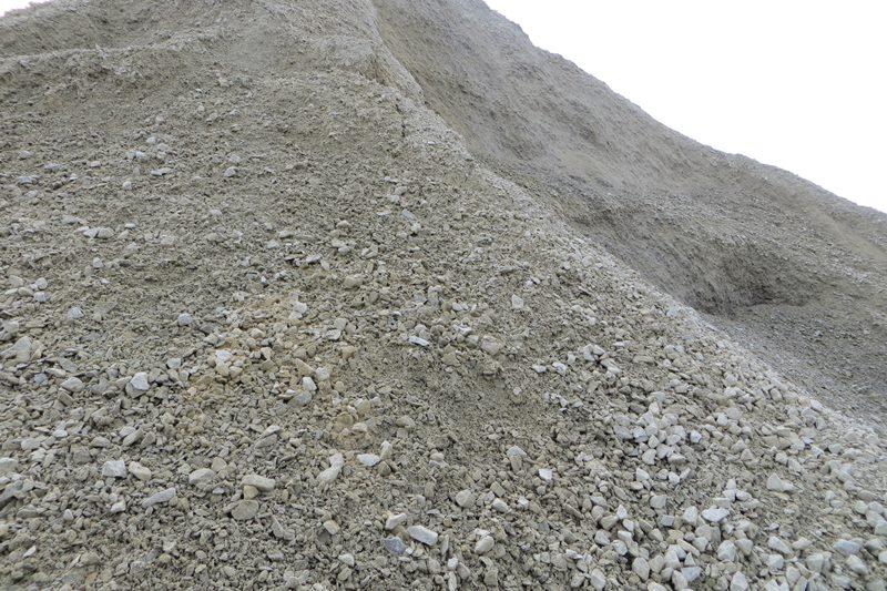 granit brechsand splitt gemisch 0 22 mineralbeton kieswerk rauscher d. Black Bedroom Furniture Sets. Home Design Ideas