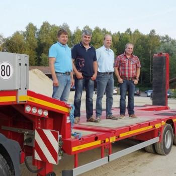 Team Schwertransporte