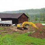 Kieswerk Rauscheröd - Nach dem Abbruch ist vor dem Neubau!