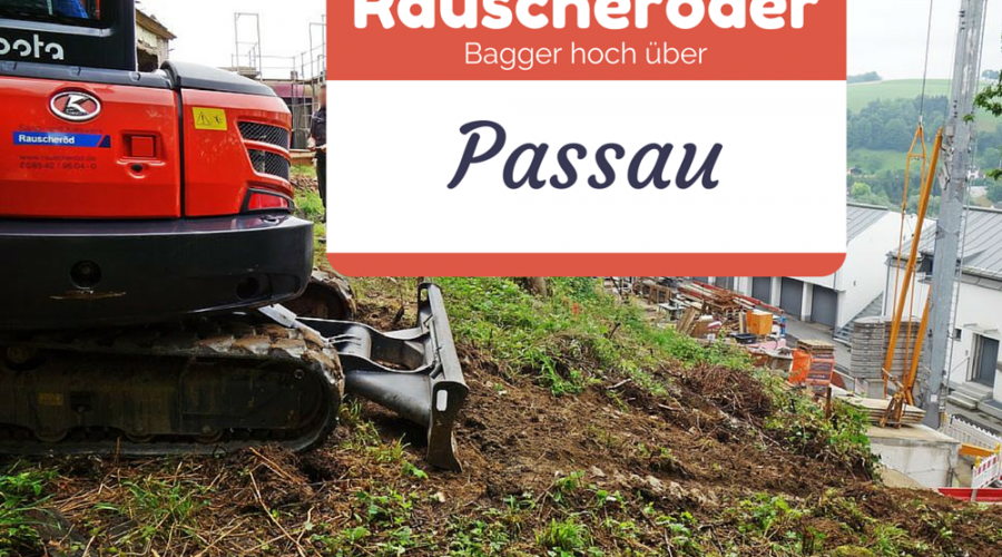 Über den Dächern von Passau