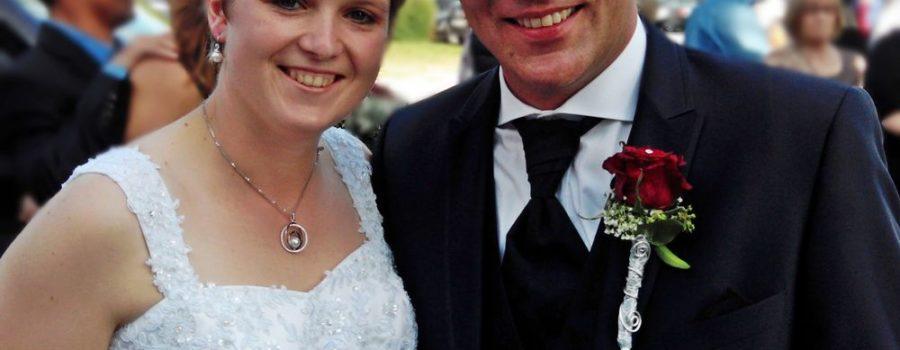 Hochzeit Moni und Jürgen