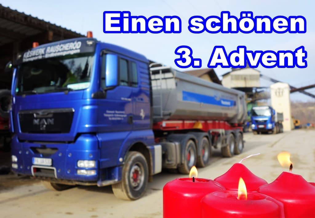 3. Advent in der Mittagspause
