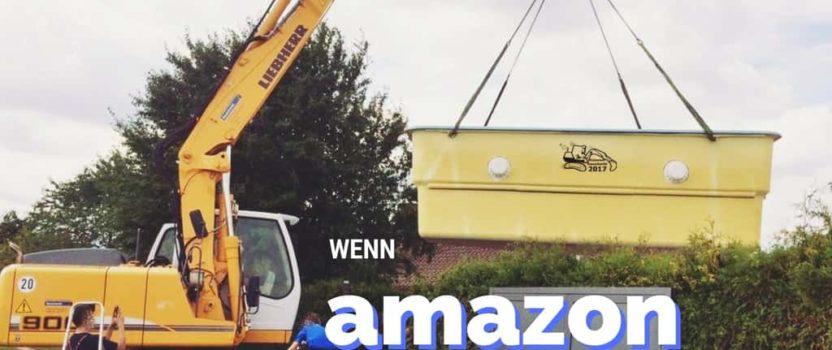 Wo Amazon aufhört