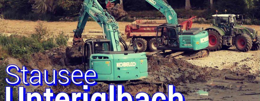 Stausee Unteriglbach – Schlammschlacht